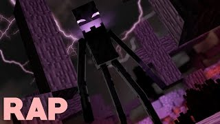 Minecraft: RAP DO ENDERMAN   Ft KRC ( Video Oficial )
