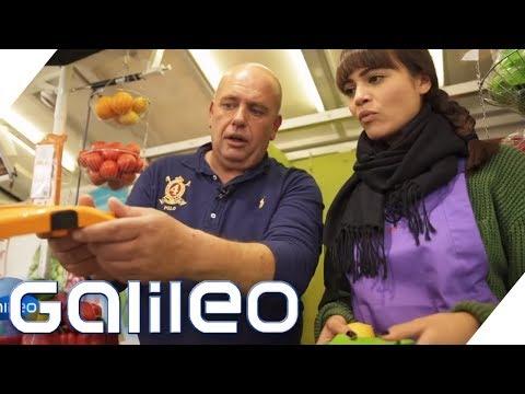 Mehr als nur Marktschreier? Ein eigener Stand auf dem Markt | Galileo | ProSieben
