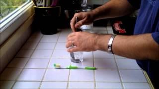 L'astuce pour enlever le tartre des dents (rapide et facile) HD