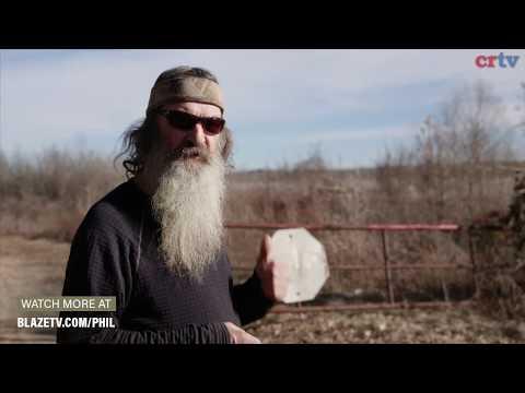 Preston Scott - WATCH: Phil Robertson teaches The Border Wall #101