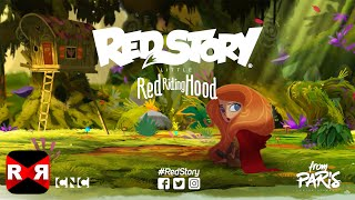 RedStory Little Red Riding Hood (By FROM PARIS ENTERTAINMENT) - iOS / Android - Gameplay Video