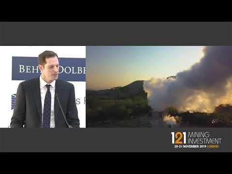 Presentation: Bluestone Resources - 121 Mining Investment London Autumn 2019