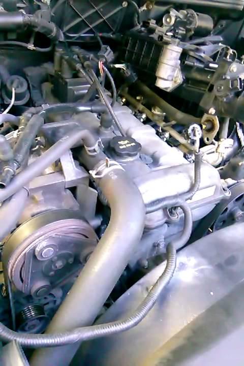 2002 Ford Ranger 2 3 Intake Manifold Repair Part 1