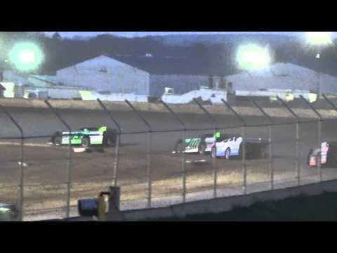 Plymouth Dirt Track May 2 2015 Late Model Feature