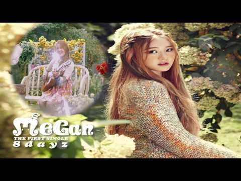 [Cover] Megan Lee (메건리) _ 8Dayz (English Version)