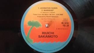 Riuichi Sakamoto -- Lexington Queen (1980) slow
