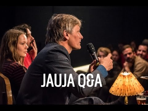 Jauja Q&A at Cinemateket, Copenhagen