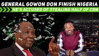 Oleeeeee ! General Yakubu Gowon accused of stealing half of CBN; CNN drops another video.