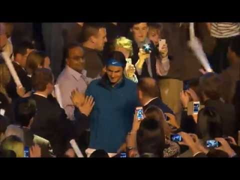 Thumbnail: Roger Federer - Not only a tennis player (HD)