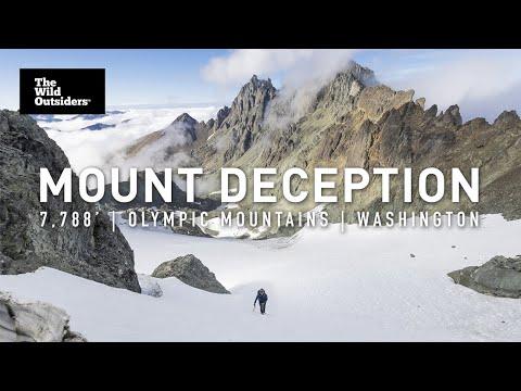 Mount Deception | 7,788' | Olympic Mountains, Washington