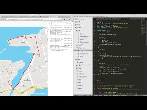 Cordova map app with Mapbox   awesome map tools