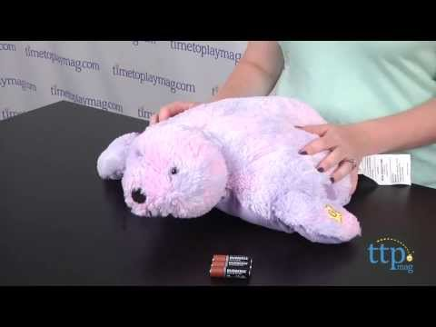 Glow Pets Shimmering Seal From Cj Products Youtube