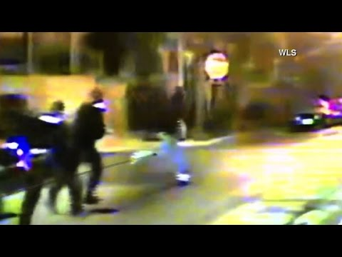 Video shows Ronald