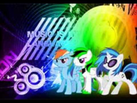 50 subscriber special -  Remixed Brony Music!