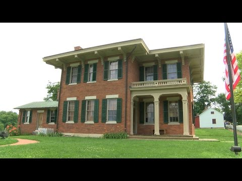 Sen. Althoff's Living History Video Series: Ulysses S. Grant's Home