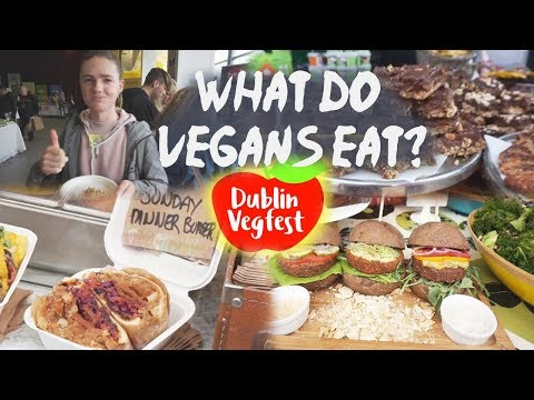 What you WON'T miss when you go Vegan! | Dublin VegFest