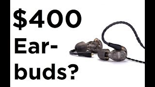 $400 Headphones?! The Westone UM Pro 30 IEM Review