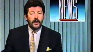 ITN Afternoon Summary and Tyne Tees (North) News Bulletin - Friday 22 June 1990