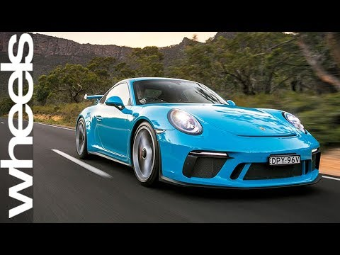 2018 Porsche 911 GT3 review: Car vs Road | Wheels Australia