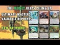 $100 Reprint and it's Rare! MTG Ultimate Masters Preview Cards