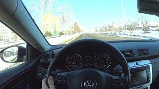 Фото с обложки 2009 Volkswagen Passat Сс 1.8tsi Dsg Pov Test Drive