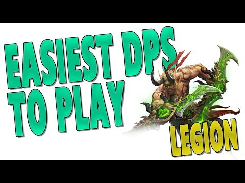 EASIEST DPS CLASS TO PLAY 7.3.5 | Best Beginner DPS Class | Melee And Ranged DPS Ranking | WoW