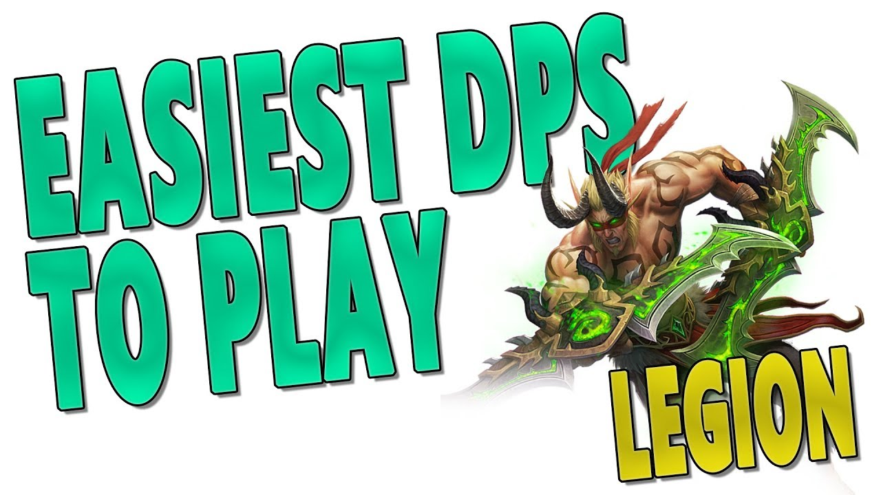 Easiest Dps Class To Play 7 3 5 Best Beginner Dps Class Melee And Ranged Dps Ranking Wow Youtube