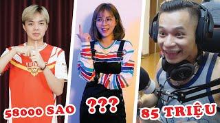 TOP 8 Kỷ Lục Nhận Donate Của Streamer Việt Nam Khiến Fan Thán Phục