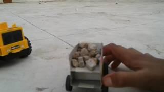 how to make dump truck
