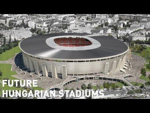 Future Hungarian Stadiums / Jövőbeli Magyar Stadionok