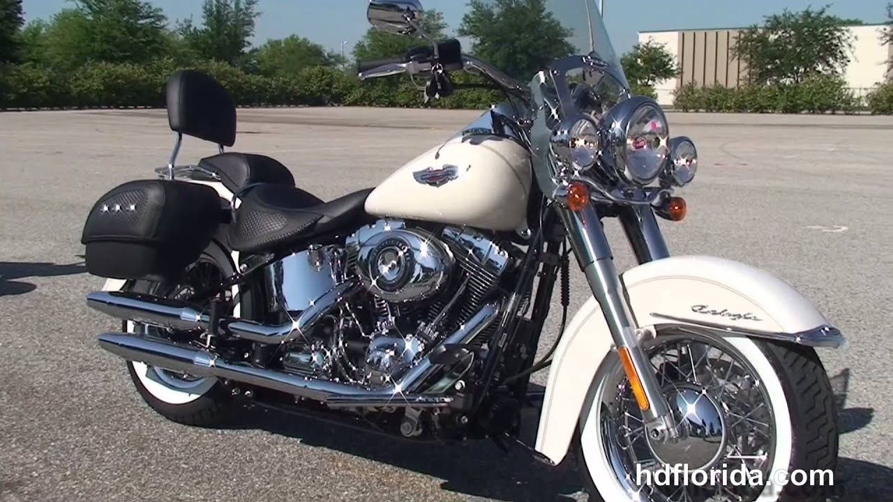 new 2014 harley davidson softail deluxe motorcycles for sale new port richey fl youtube. Black Bedroom Furniture Sets. Home Design Ideas