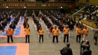 Newsflash- WK Kempo Boekarest - Programma - Z@ppSport.flv