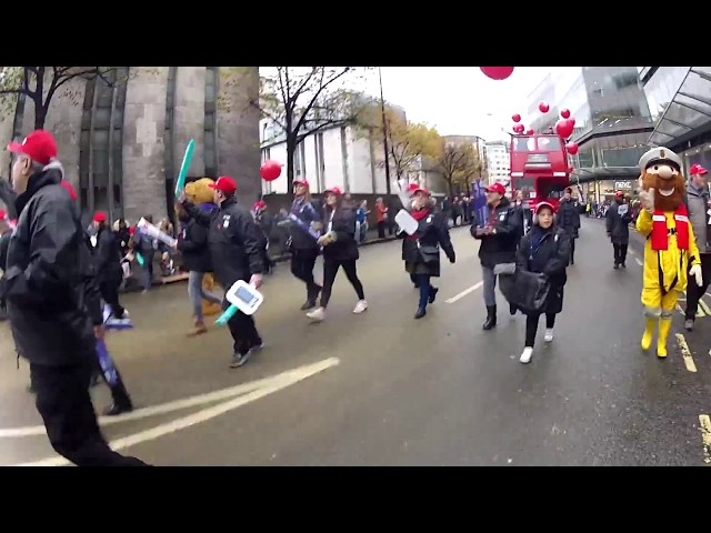 The Lord Mayor's Show 2017 Parade