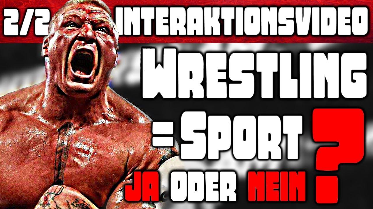 Wrestling Sport