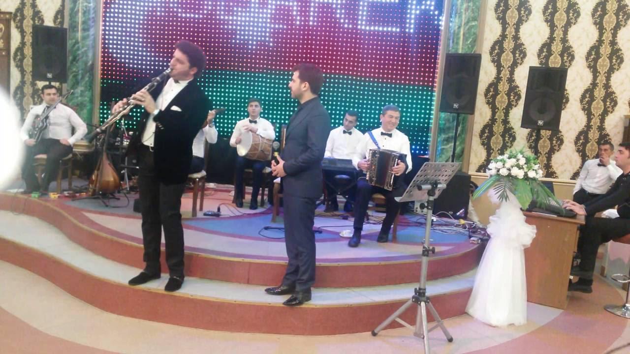 Vagzali Vusal klarnet Nadir qafarzade Viktoriya qrupu