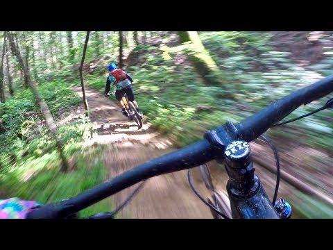 FINALLY! Mountain biking in North Georgia | Redemption 17 | Ep. 21