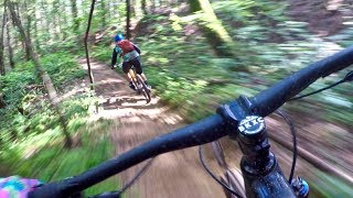 FINALLY! Mountain biking in North Georgia   Redemption 17   Ep. 21