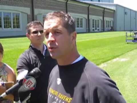 Harbs on Todd Heap and Willie Anderson