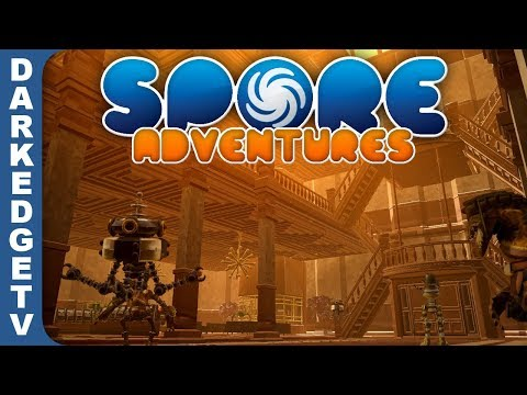 "Spore Adventures - ""Become What They See"" by Derezzed thumbnail"