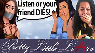 *NEW SERIES!* Pretty Little Liars: To Die For! Kidnapping, Lying, Betrayal, MURDER AND MORE!