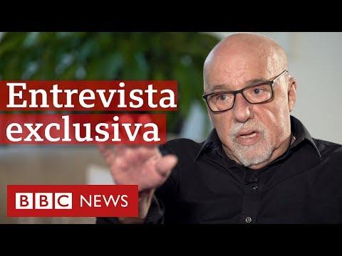 Paulo Coelho: Vou