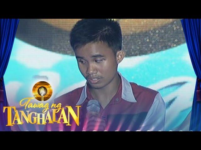 Tawag ng Tanghalan: Carlmalone is still the defending champion!