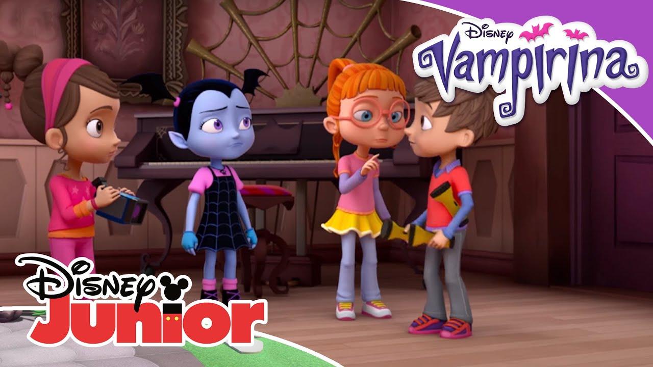 Vampirina: Deseo cumplido | Disney Junior Oficial