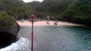Pantai Gesing, panggang, Gunung Kidul, Jogjakarta