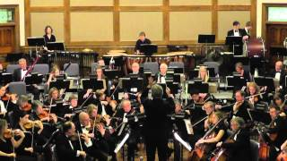 Raise The Roof (by Michael Daugherty) Matt Groenheide, timpani - Lethbridge Symphony Orchestra