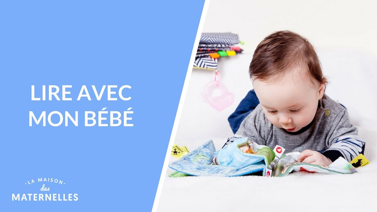 Lire Avec Mon Bebe La Maison Des Maternelles Lmdm