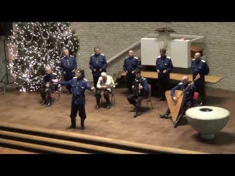 Wolga Kozakken kerstconcert in de Breepleinkerk
