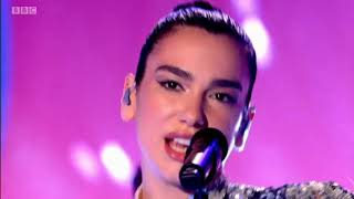 Dua Lipa - Levitating. The Graham Norton Show. 20 Nov 2020. + Interview. Album: Future Nostalgia