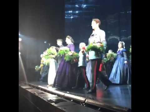 Applaus von der Elisabeth Premiere in Hamburg
