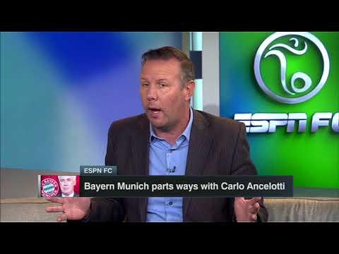 Carlo Ancelotti targets Arsenal job after Bayern Munich exit - ESPN FC